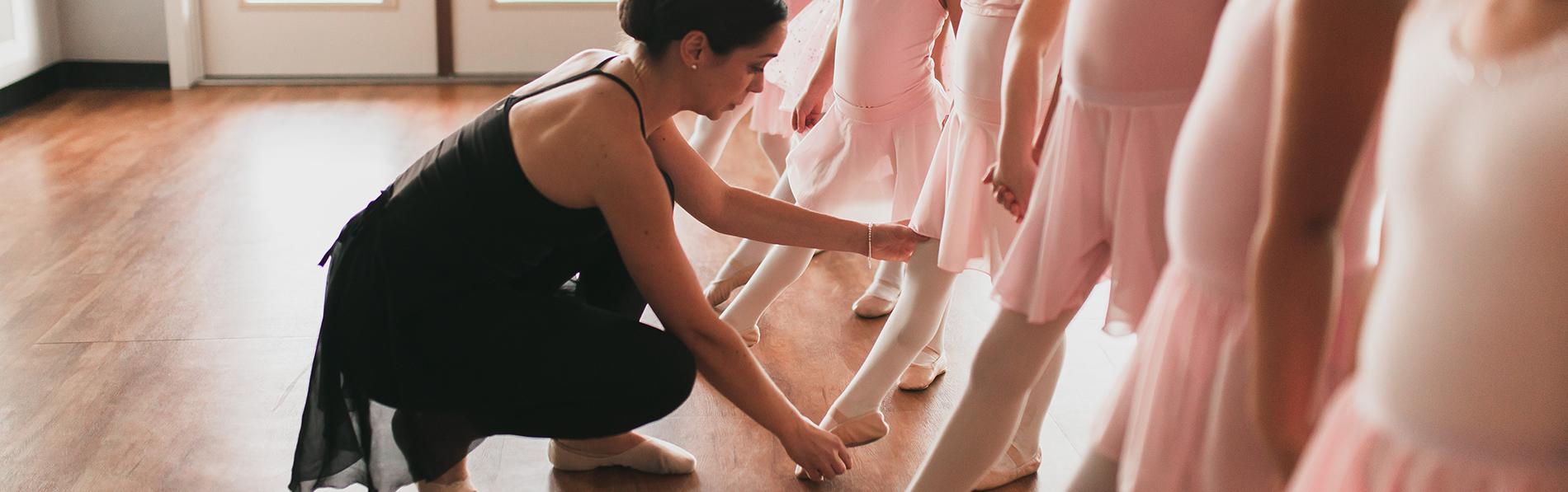 Devotion Danceworks Calgary childrens ballet classes