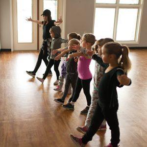 Mini Hip Hop Dance Classes Calgary