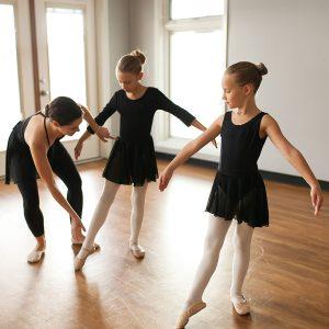 Youth Ballet Jazz Classes Calgary