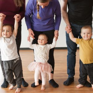 Mommy & Me Dance Classes South Calgary, Ages 18 months - 2.5 years old