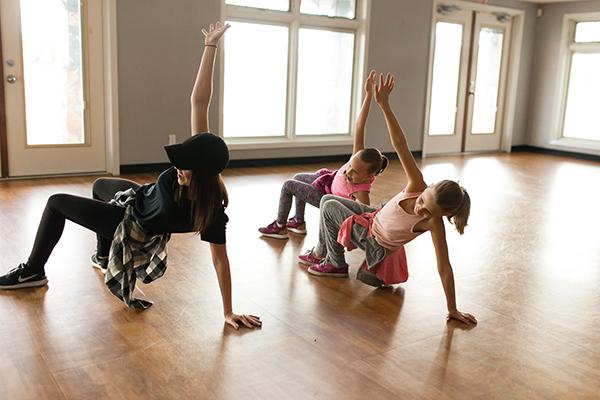 Devotion Danceworks Calgary Hip Hop class
