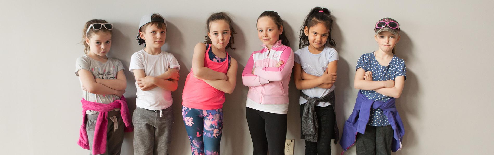 Devotion Danceworks Calgary Hip Hop Class for kids