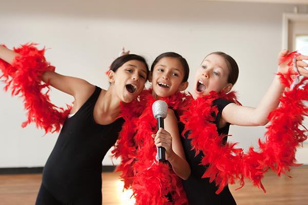 Devotion Danceworks Calgary Musical Theatre classes for kids