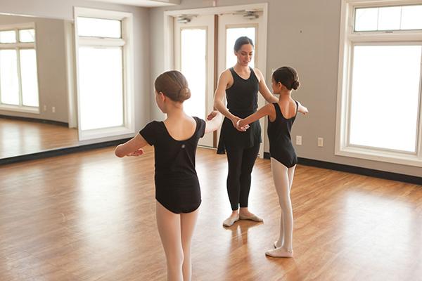 Devotion Danceworks Calgary kids ballet classes
